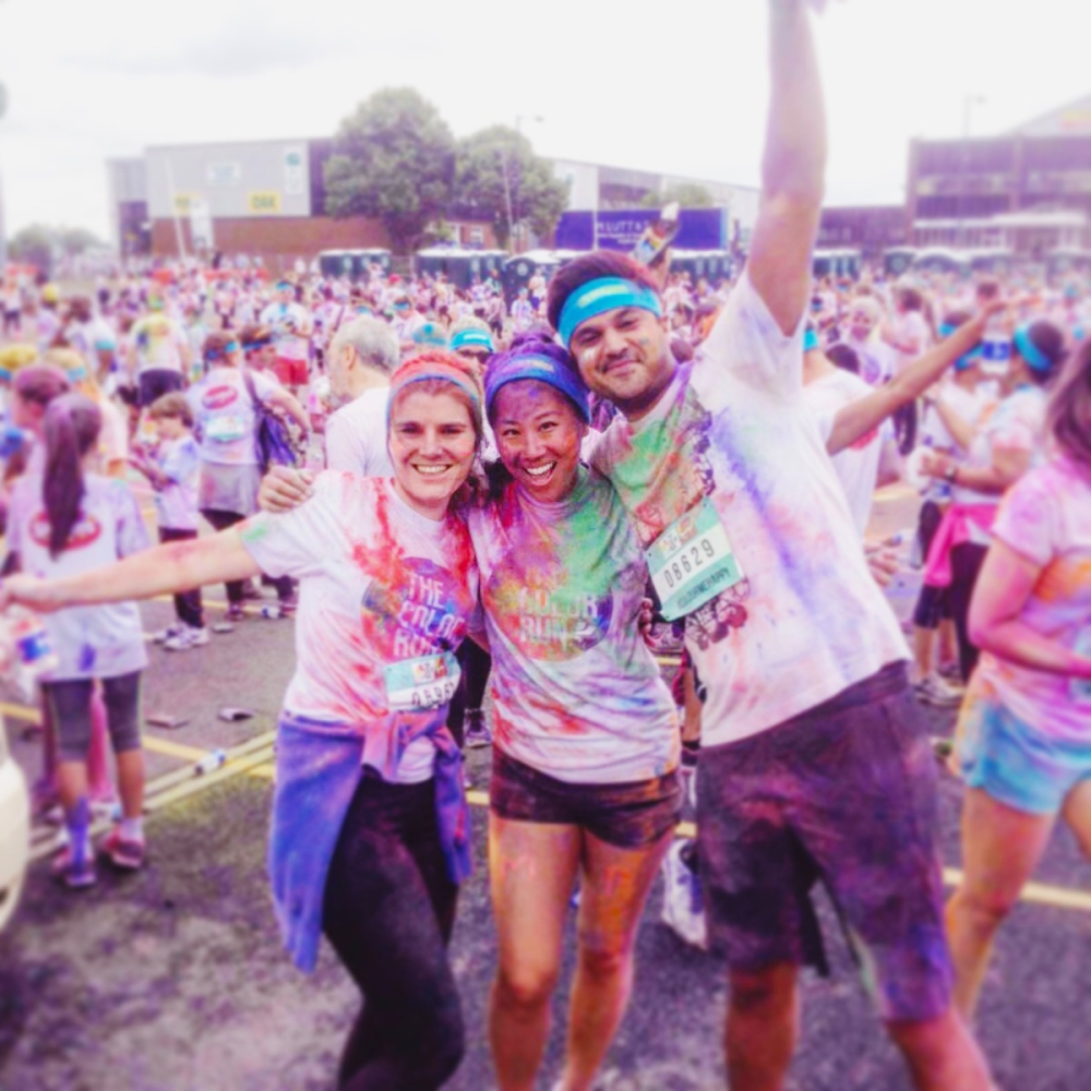 colourrun team