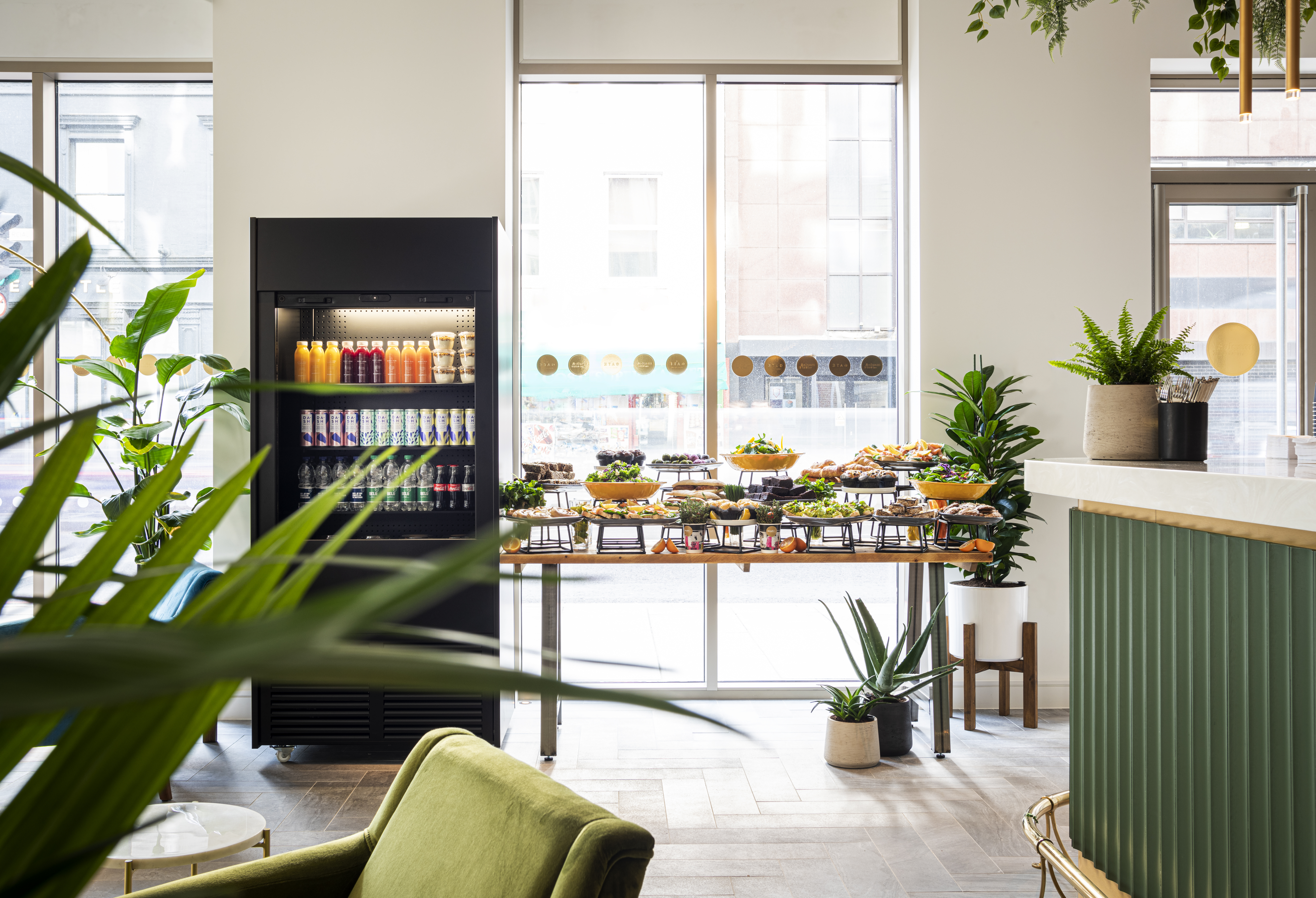 maple and the gate healthy eating aldgate london